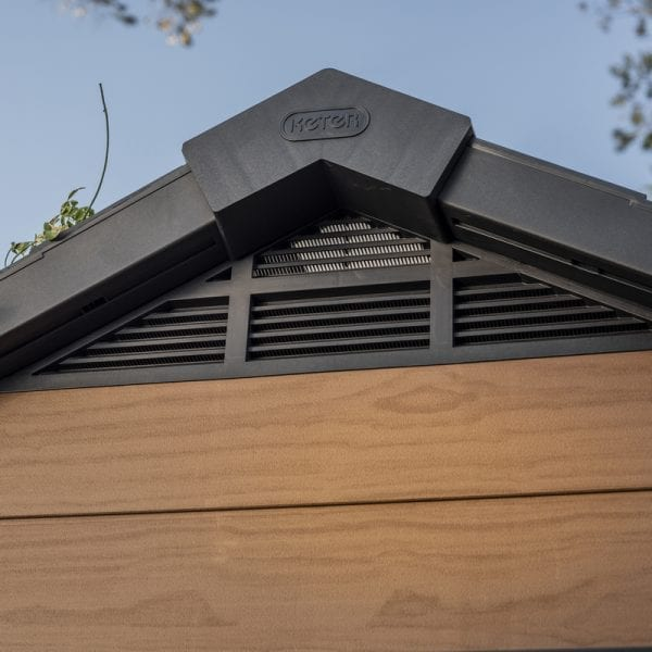 Keter Newton 757 - Roof and Vents