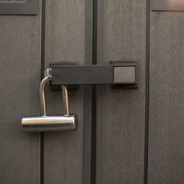Newton 7511 - Lockable Doors