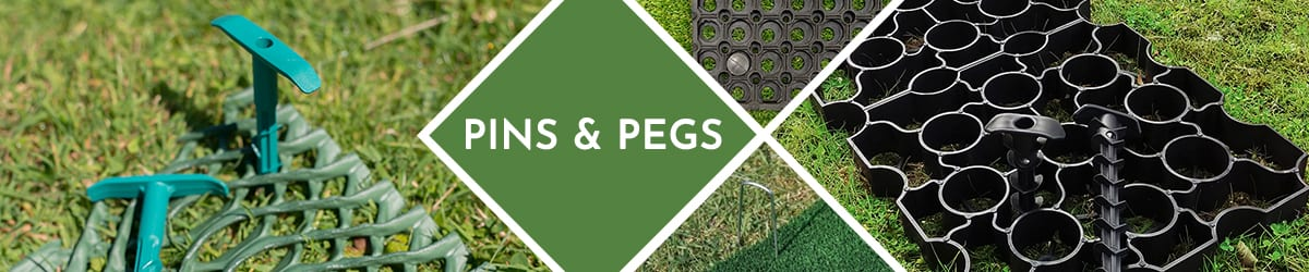 Pins & Pegs | Securing products and accessories in place