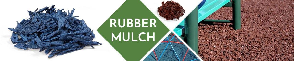 Rubber Mulch | Playground Flooring | Decorative Barks