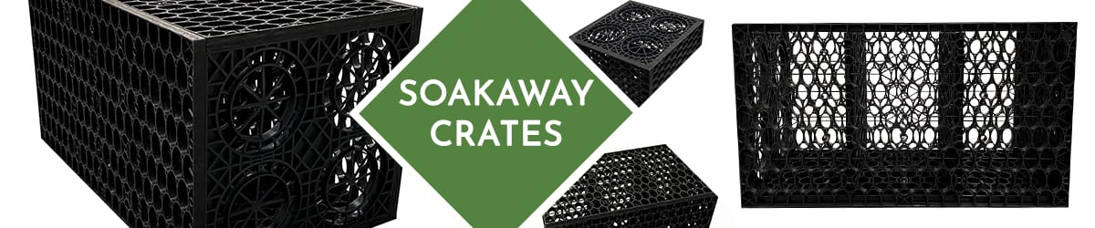 Soakaway Crates | Rainwater Harvesting & Attenuation