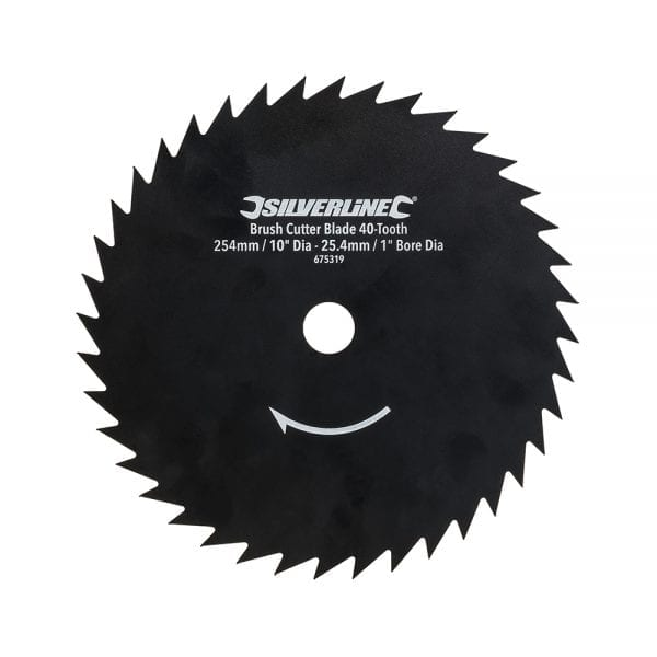 Brush Cutter Blade 40-Tooth