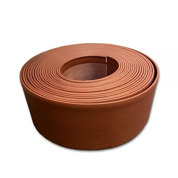 Lawn Edging Roll - Brown