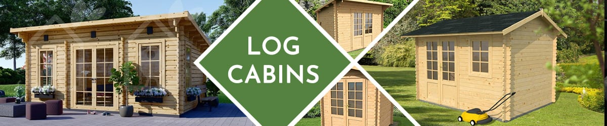Log Cabin | Wood Cabin In Stock | Ready to Ship
