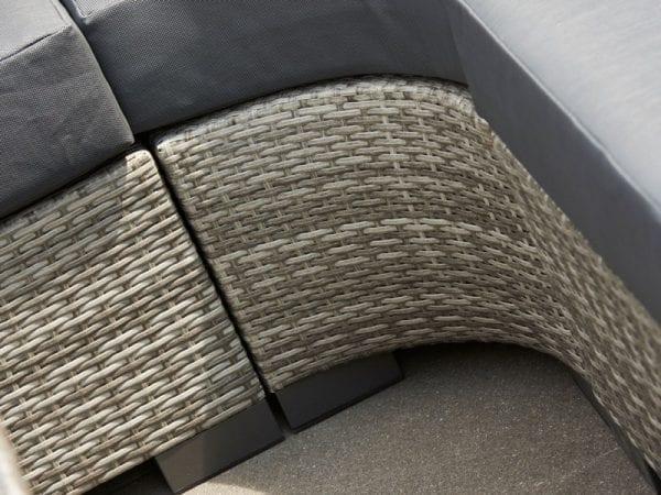 Aya Round Corner Sofa - 2139 5