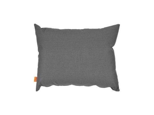 Deco Garden Cushion - Small Rectangular - Carbon - 20-1111-R239
