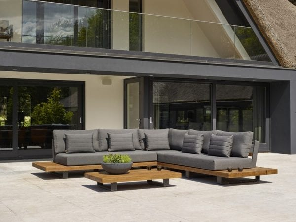 Fitzroy Teak Lounge Set 2128