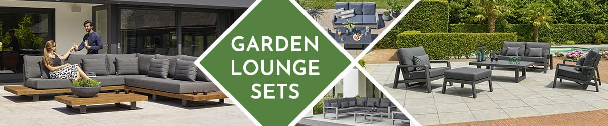 Garden Lounge Furniture | Garden Lounge Sets