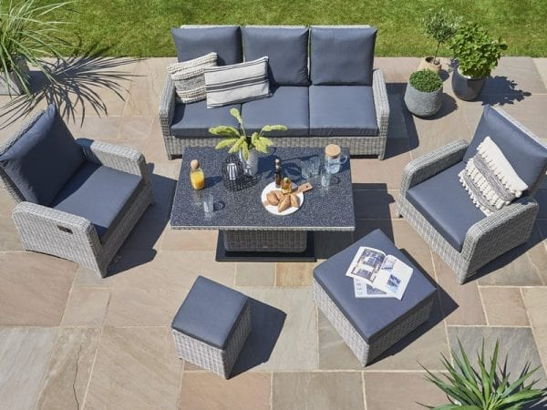 Hawaii Sofa Set - 2174
