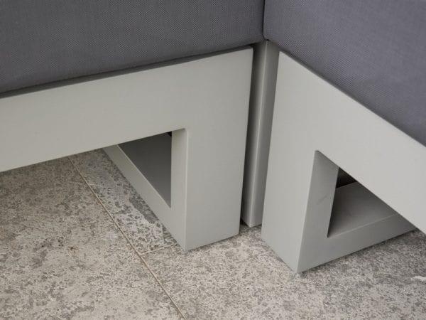 Mallorca Corner Sofa With Side Tables 2109 12