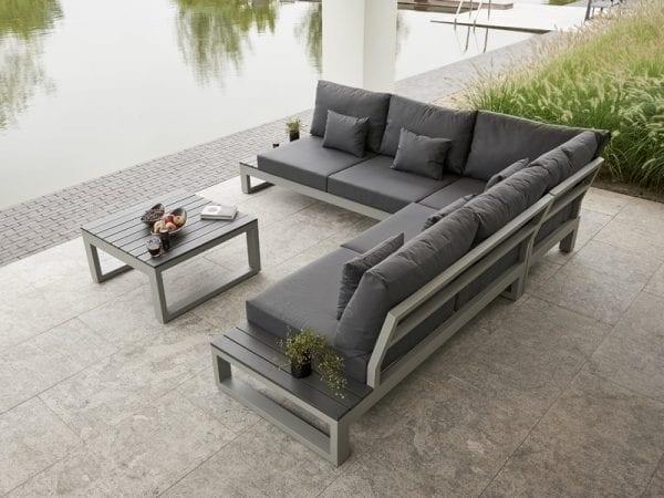 Mallorca Corner Sofa With Side Tables 2109 3