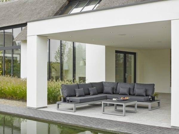 Mallorca Corner Sofa With Side Tables 2109