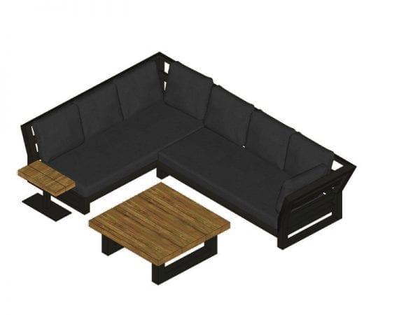 Nevada Mini Corner Sofa 2137 7