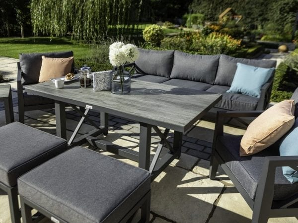 Sorrento 3 Seat Lounge Set 2