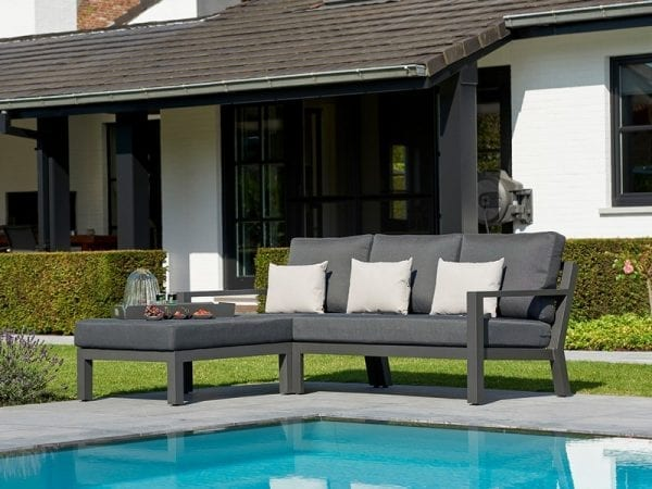 Timber Chaise Lounge Set 2134 2