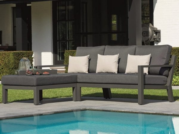 Timber Chaise Lounge Set 2134