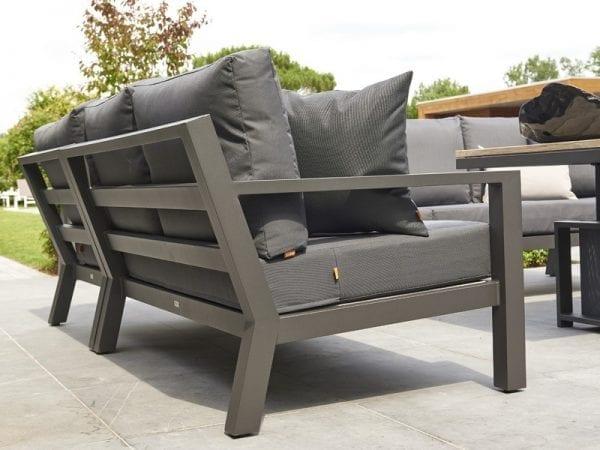 Timber Corner Sofa 2130 8