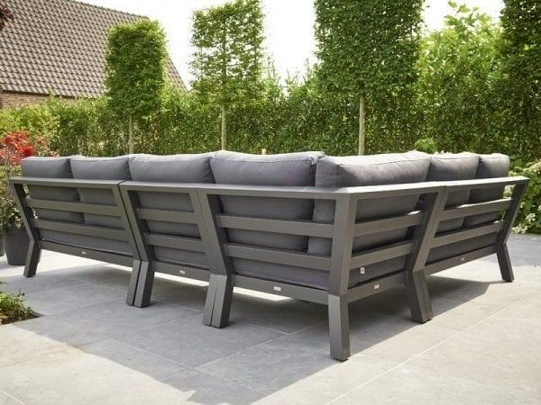 Timber Deluxe Corner Sofa 2131 7