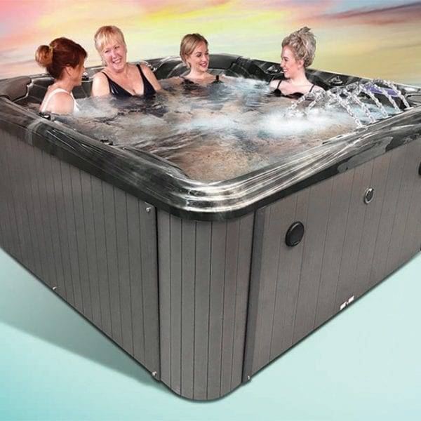 Atlantis Hot Tub - Lifestyle