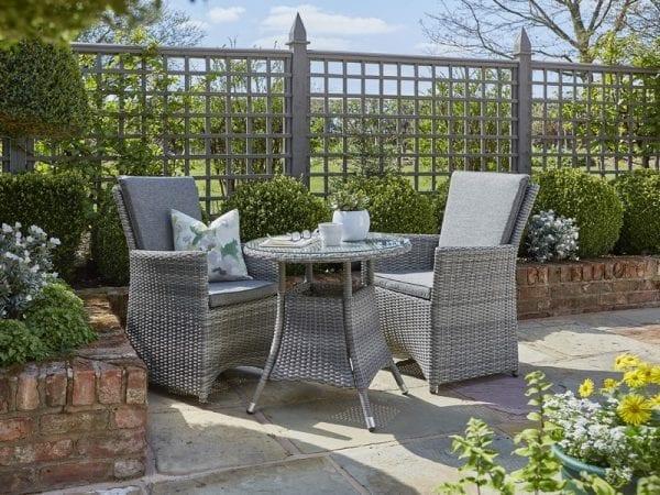 Burnham XL 2 Seat Garden Dining Set