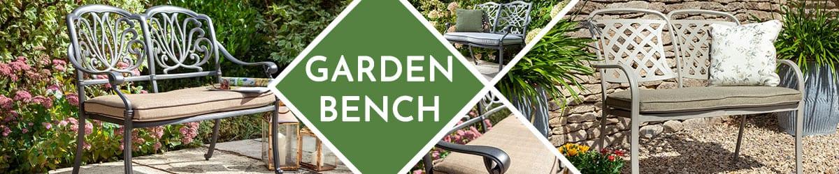Garden Bench | Wide Range Of Garden Benches
