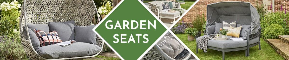 Garden Seat | Versatile Range Of Garden Seats