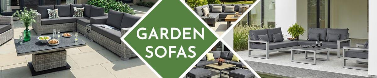 Garden Sofa | Garden Sofa Set | Garden Sofas