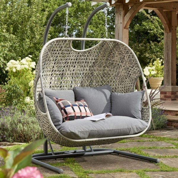 Goldcoast Double Hanging Swing Chair