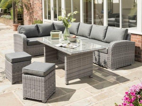 Longbeach Garden Sofa Set