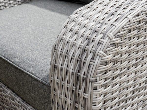 Longbeach Lounge Set - Chair Close Up