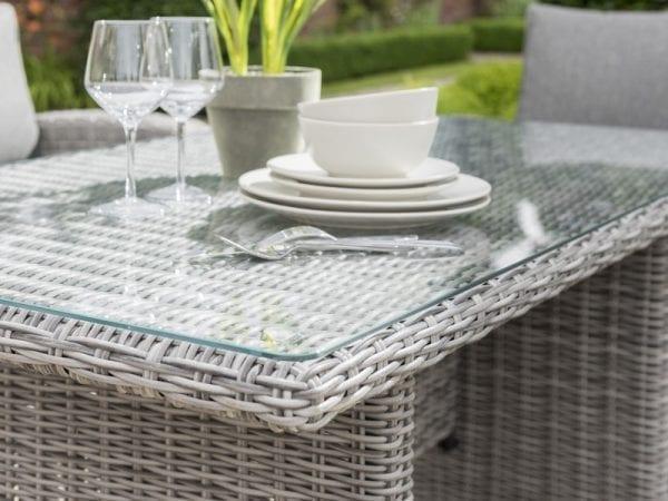 Longbeach Lounge Set - Table Close Up