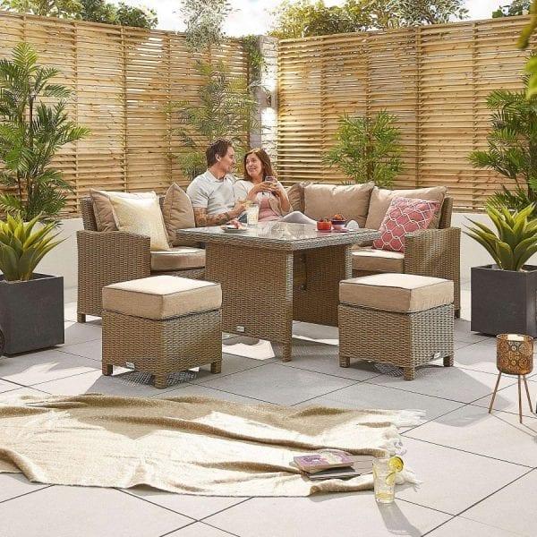 Heritage Ciara Compact Corner Set - Table - Willow