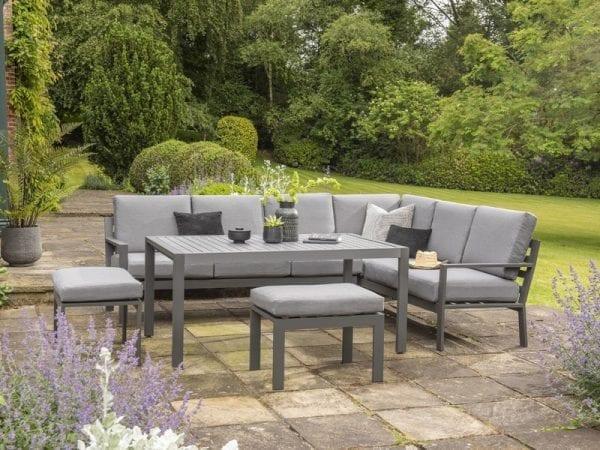 Titchwell Garden Corner Sofa Set