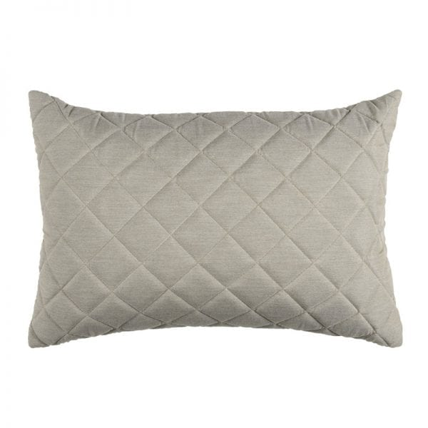 Titchwell Scatter Cushion - Beige - Rectangle
