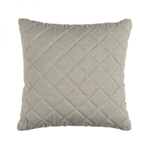 Titchwell Scatter Cushion - Beige - Square