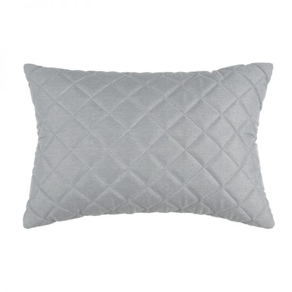 Titchwell Scatter Cushion - Light Grey - Rectangle