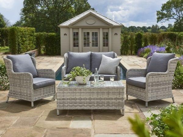 Wroxham Four Seat Lounge Set - In Situ