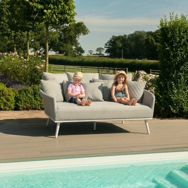 Ark Daybed - Lead Chine