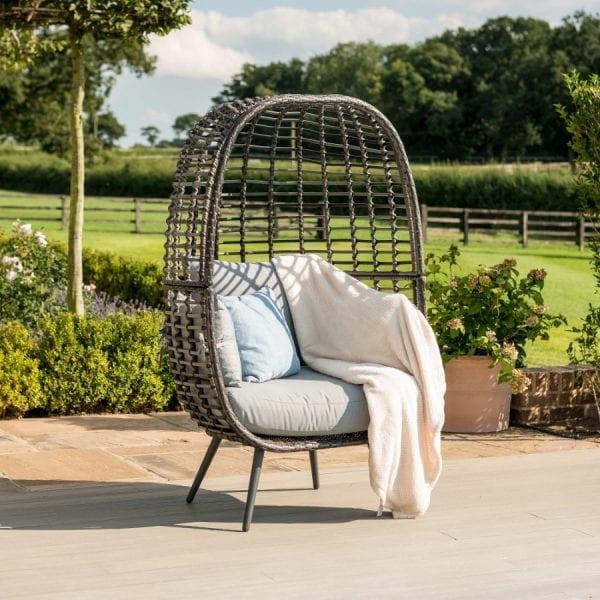 Riviera Chair - Grey