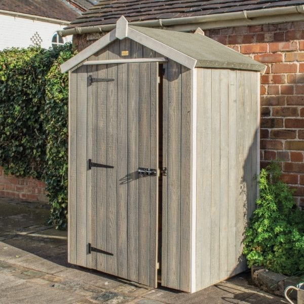 Heritage 4'x3' Shed
