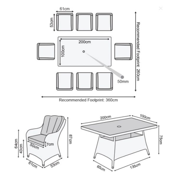Heritage-Camilla-8-Seat-Rectangle-Dining-Set---Dimensions