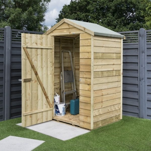 Overlap 4x3 Shed 5013856994466