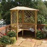 Balmoral Garden Arbour