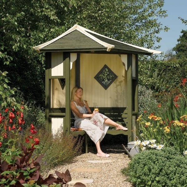 Haven Garden Arbour