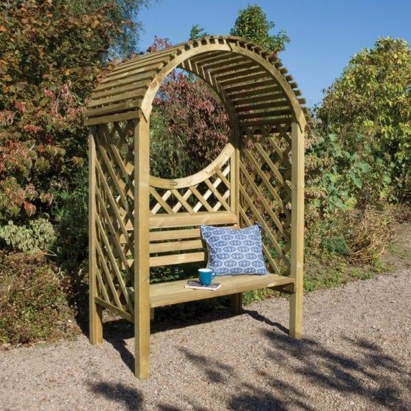 Keswick Garden Arbour