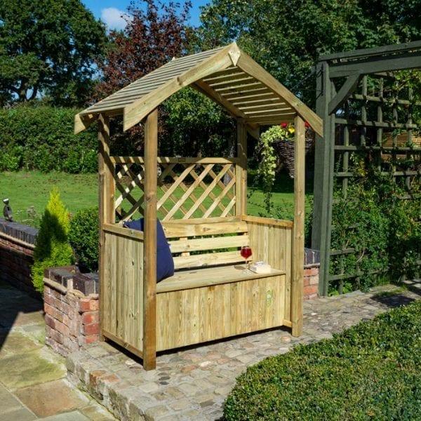 Stretton Garden Arbour
