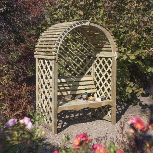 Victoria Garden Arbour