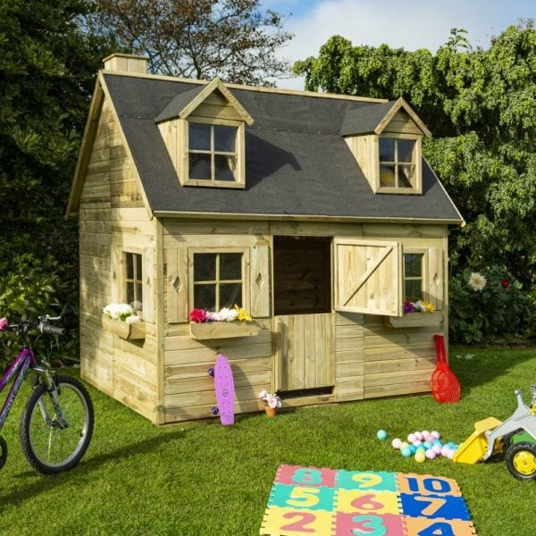 Country Cottage Playhouse 5013856200529