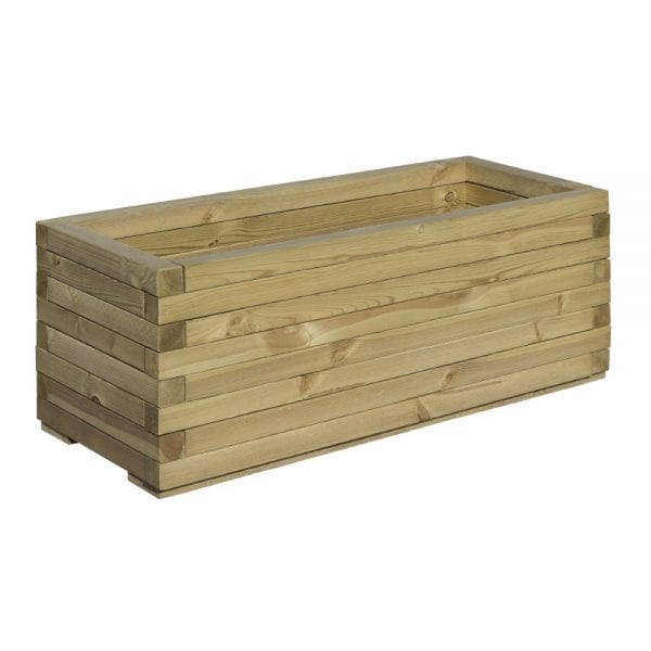 Rectangular Patio Planter 5013856991816
