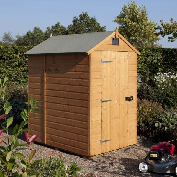 Security Shed 6x4 5013856994640